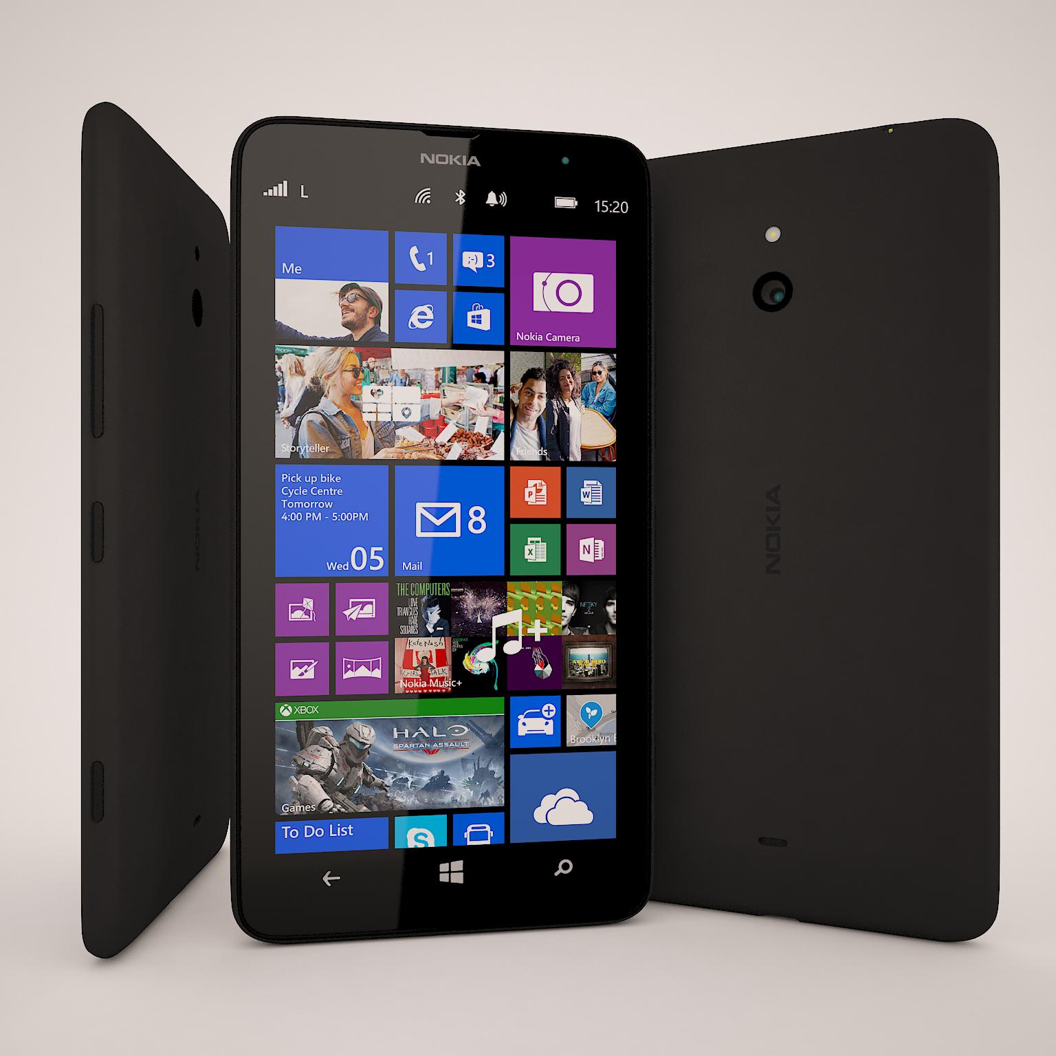 Nokia Lumia 1320 Cricket